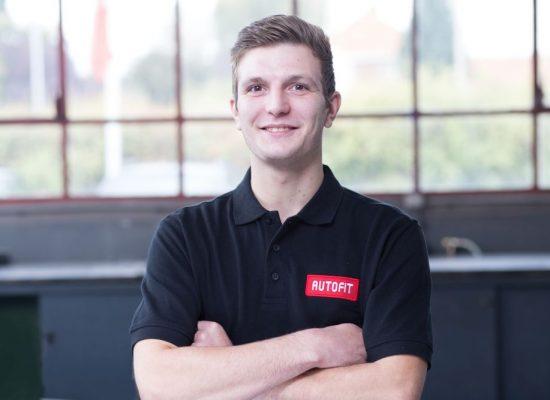 Daniel Müller – KFZ-Mechaniker – seit 2012 im Betrieb