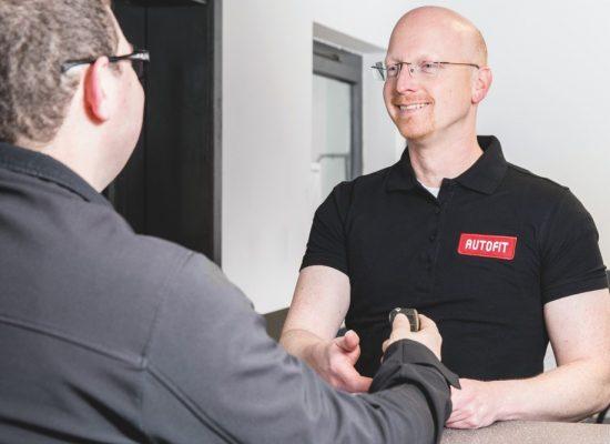 Gerrit Renken – KFZ- Mechaniker, Lagerlogistiker – seit 1991 im Betrieb
