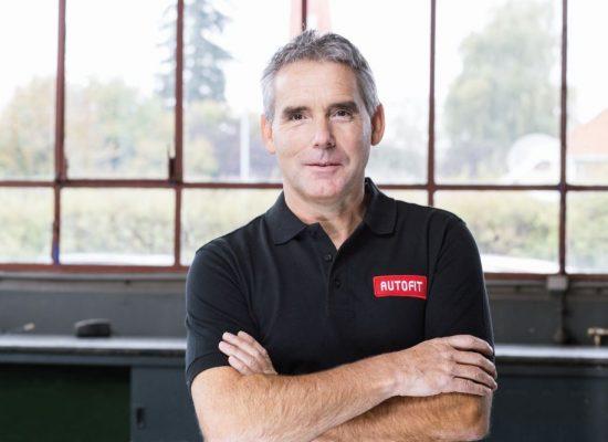 Jürgen Söchting – KFZ-Meister und Inhaber – seit 1982 im Betrieb