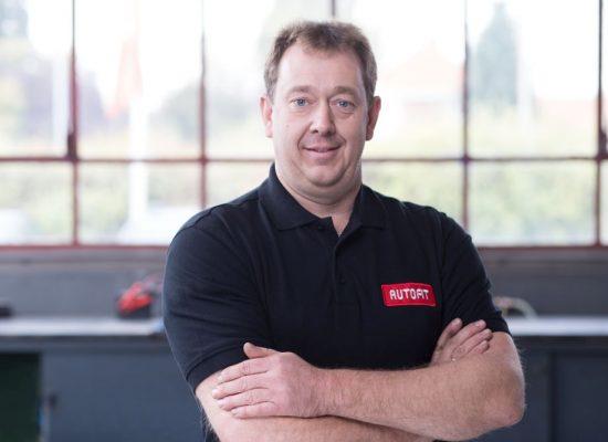 Marc Röseler – KFZ-Mechaniker – seit 1988 im Betrieb