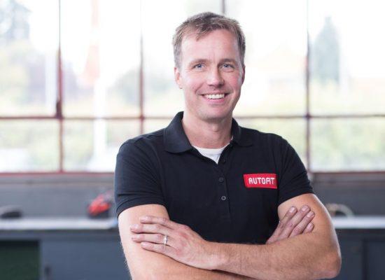 Stefan Praß – Servicetechniker – seit 1993 im Betrieb