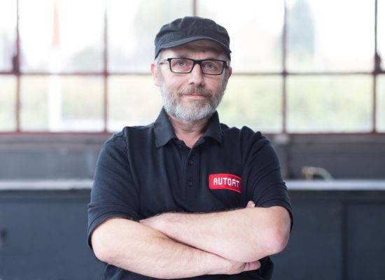 Udo Barwix – Servicetechniker – seit 1982 im Betrieb